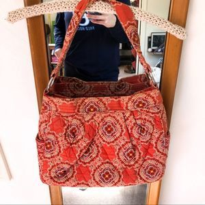 Vera Bradley Paprika Orange Handbag